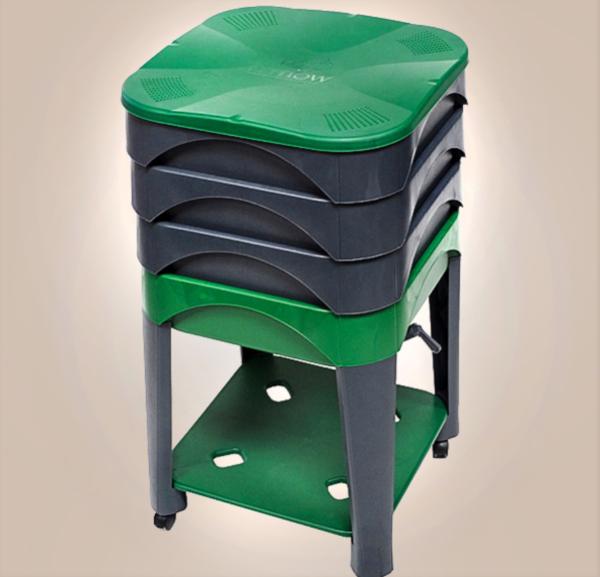 Fabriquer un composteur - En stock