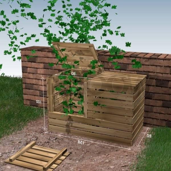 composteur jardin