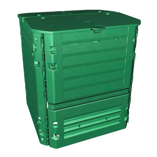 Fabriquer composteur bois - Moins cher