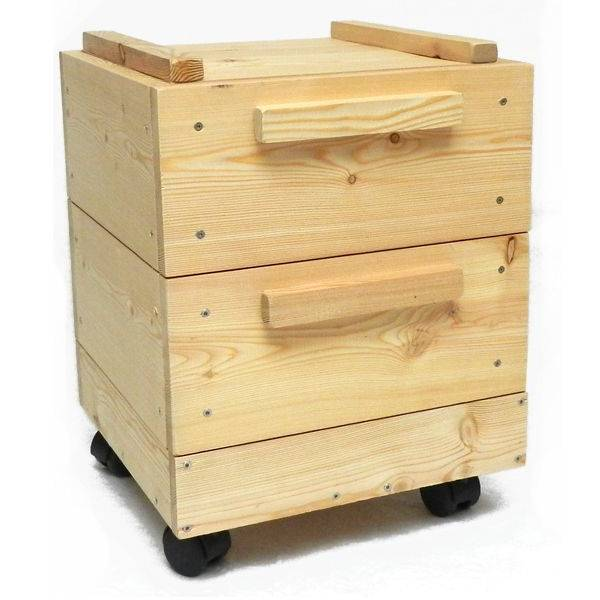lombricomposteur bois