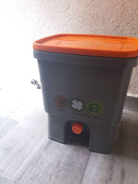composteur appartement bokashi