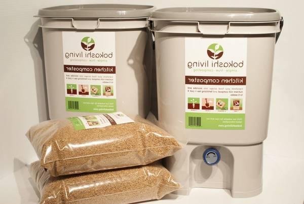 Bokashi organico - En ligne