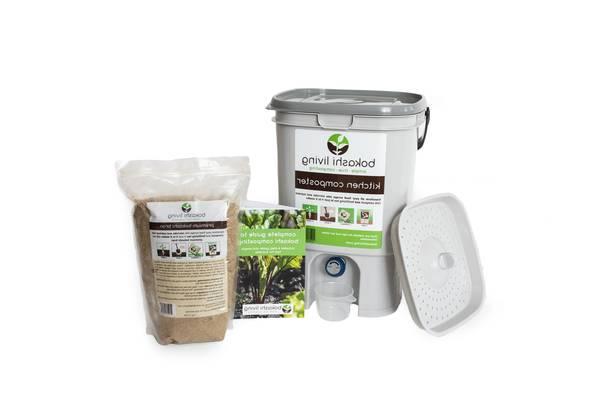 Bokashi composting - Le moins cher du web