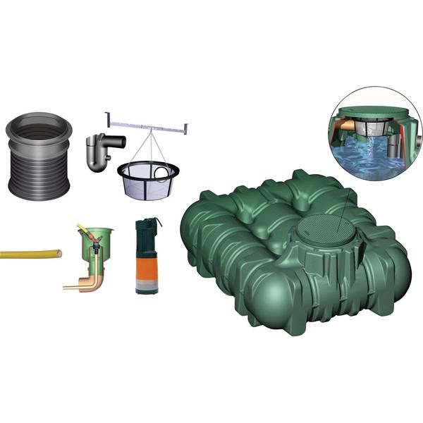 pompe pour recuperateur d eau