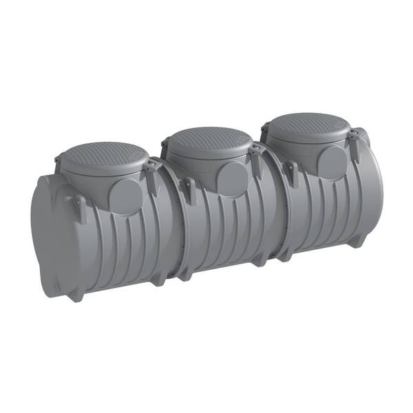 Cuve recuperation eau de pluie beton