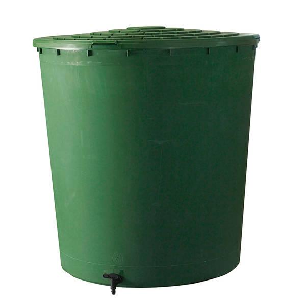 Fabriquer recuperateur eau de pluie