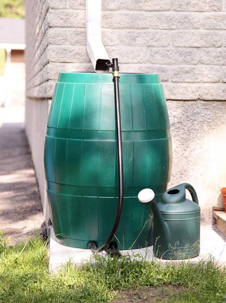 Cuve recuperation eau de pluie enterrée pas cher - Les meilleurs avis