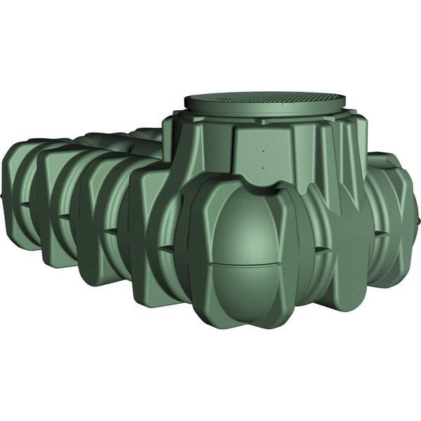 cuve recuperation eau de pluie enterrée 20000l